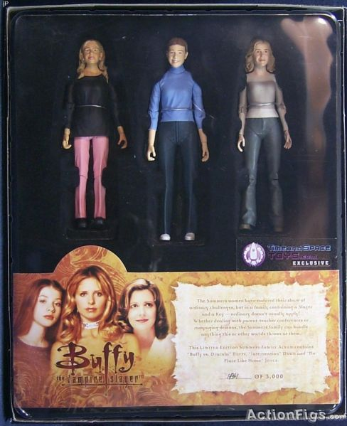 BTVS Series VII Summers Family Album