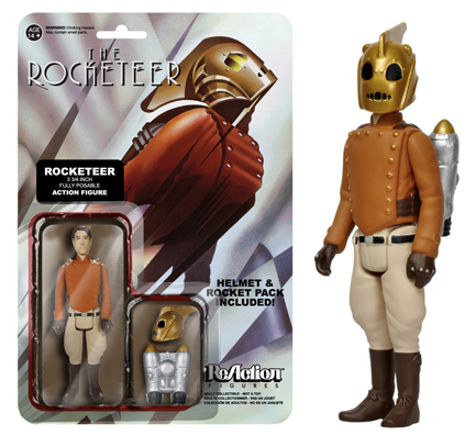 Funko ReAction: The Rocketeer Action Figure