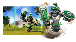 Skylanders Swamp Force Doom Stone