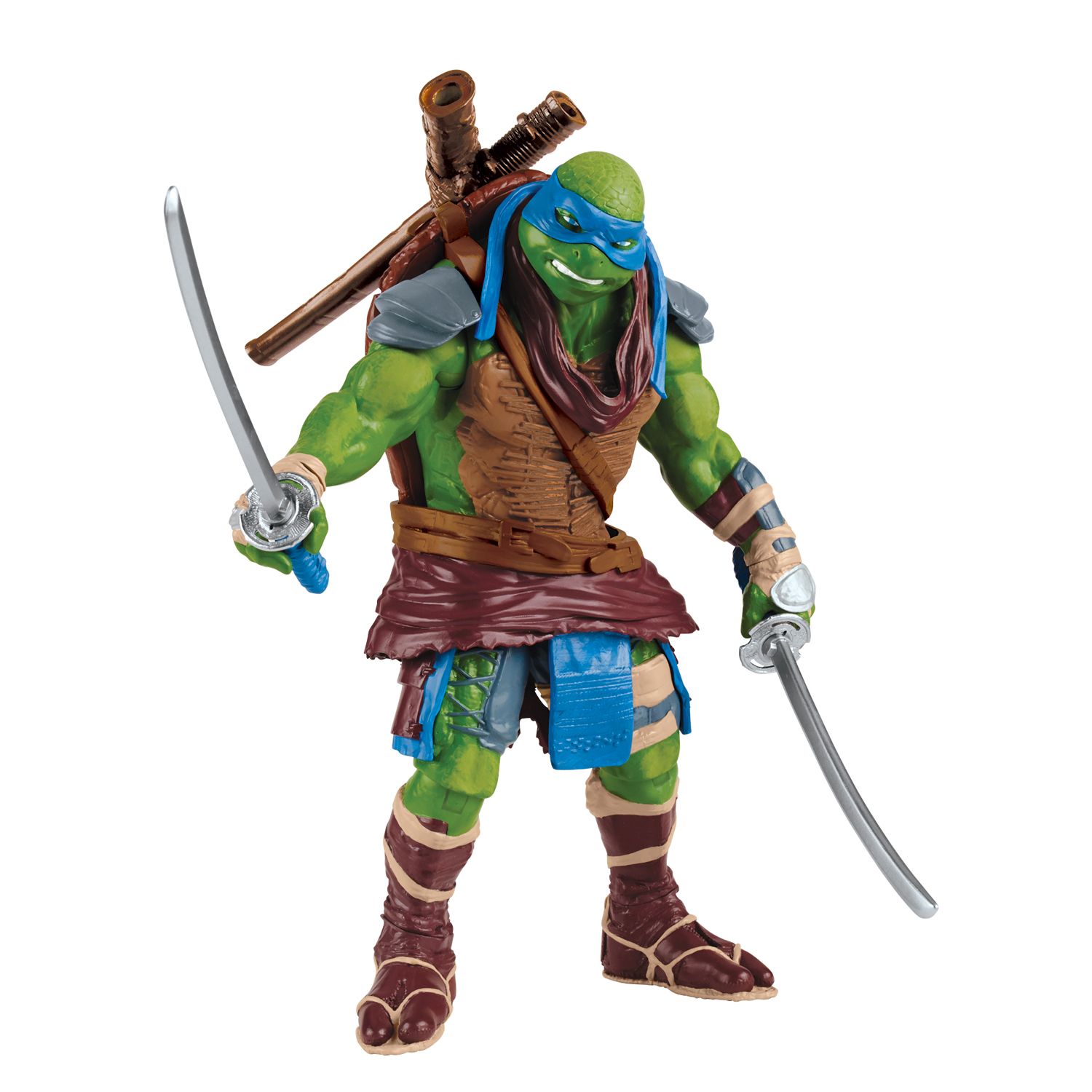 Teenage Mutant Ninja Toys : Teenage mutant ninja turtles emerge from the shadows onto
