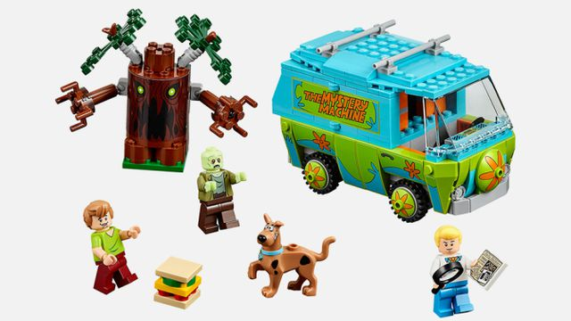 LEGO Announces Scooby-Doo™ Collection