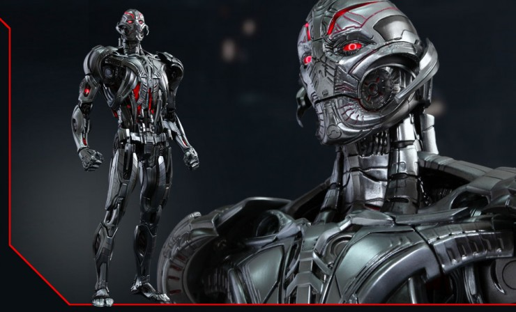 Ultron Prime Ultron Sixth Scale Figure by Hot Toys