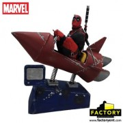 Deadpool's Big Red Rocket Is Coming!