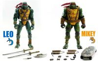 First Ever TMNT Toys Designed by Co-Creator