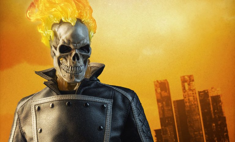 Marvel Ghost Rider Sixth Scale Figure by Sideshow Collectibles
