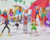 Mattel Wins Action Figure Toy of the Year Award for DC Super Hero Girls
