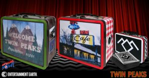 Toy Fair Preview Bif Bang Pow! Enters The Mysterious World Of TWIN PEAKS®