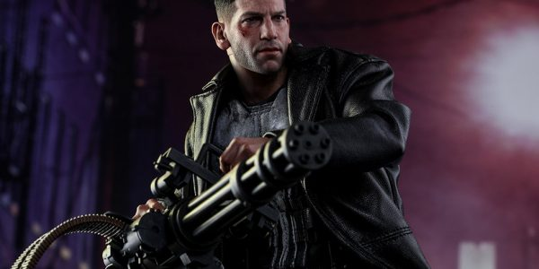 Marvel Daredevil Punisher Sixth Scale Hot Toys Feature 903000