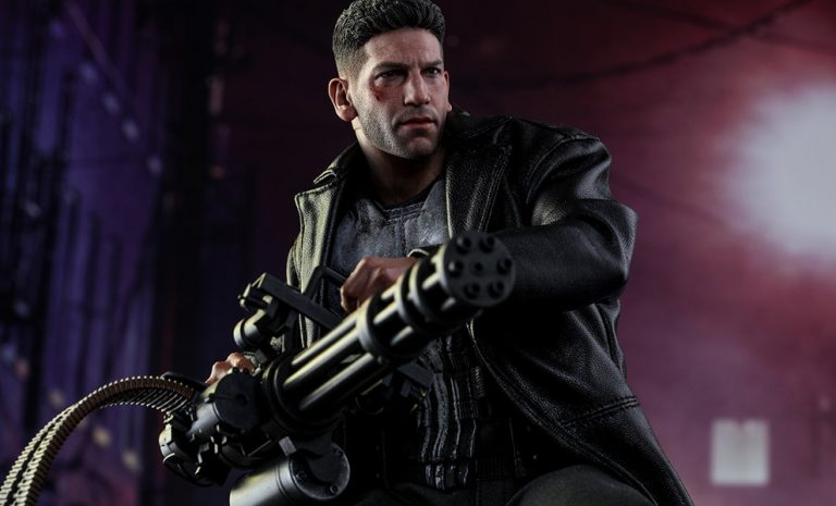 Marvel The Punisher Sixth Scale Figure by Hot Toys