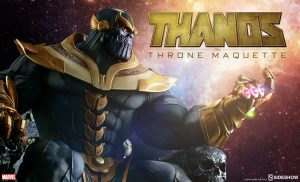 Marvel Thanos On Throne Maquette 300434 01