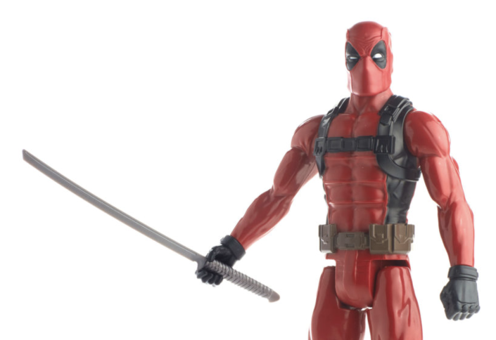HASBRO REVEALS NEW DEADPOOL MARVEL LEGENDS, ROLE-PLAY GEAR