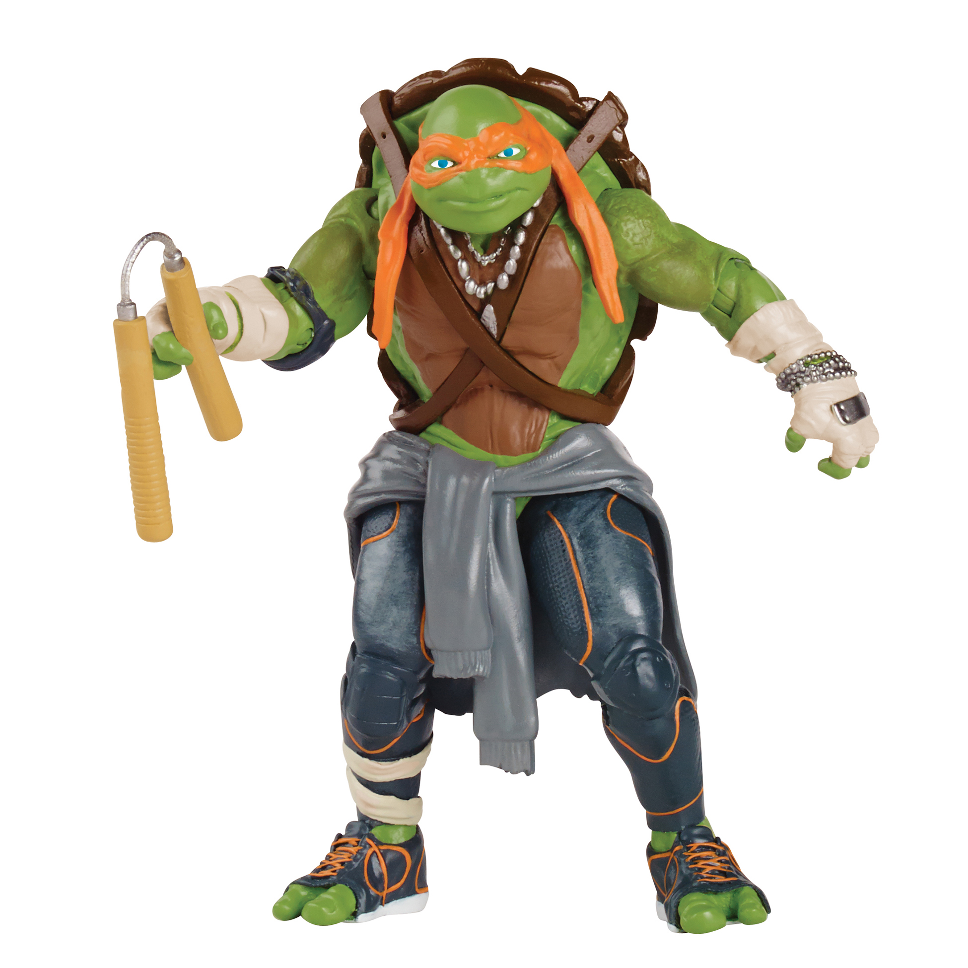 Teenage Mutant Ninja Turtles Emerge From the Shadows Onto the Big Screen and Into Fans' Hands