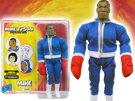 BIF BANG POW! ANNOUNCES NEW LICENSING DEAL WITH WARNER BROS. CONSUMER PRODUCTS AND WARNER BROS. ANIMATION FOR MIKE TYSON MYSTERIES™ COLLECTIBLES