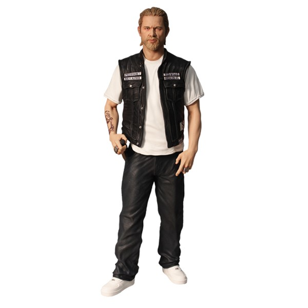 Mezco Presents New Sons Of Anarchy  Jax Figure