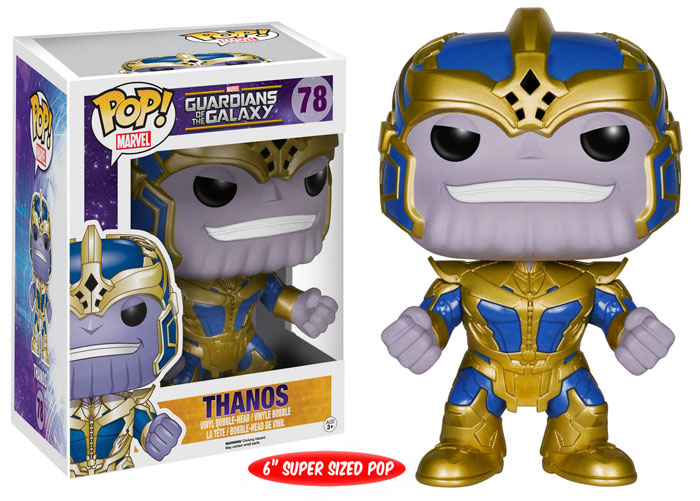 Funko Pop! Marvel: Guardians of the Galaxy Series 2