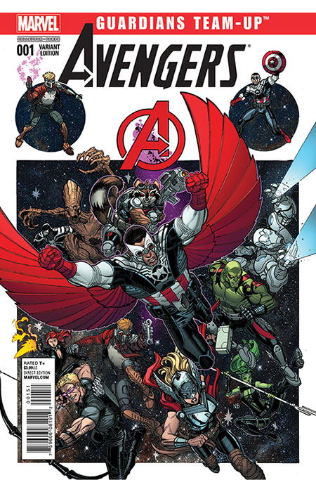 Funko and Marvel Announce a Variant Cover in the Marvel Collector Corps debut box Marvel's Avengers: Age of Ultron