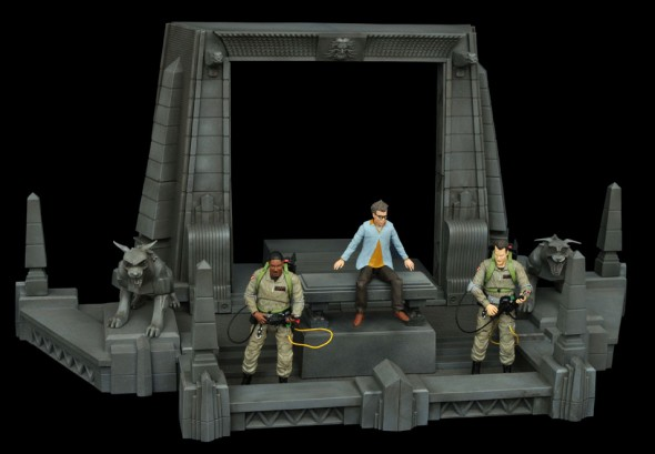 Diamond Select Toys Licenses New Ghostbusters Film in 2016