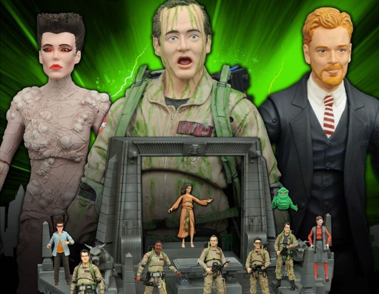 NYCC 2016 Sneak Peek: Upcoming Items on Display from DST!