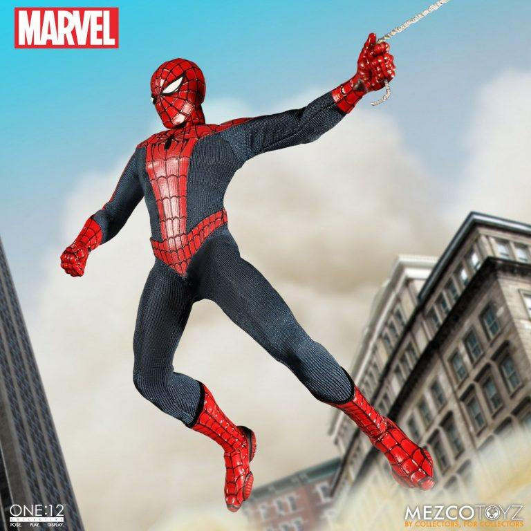 One:12 Collective Spider-Man Swings Into Your Collection