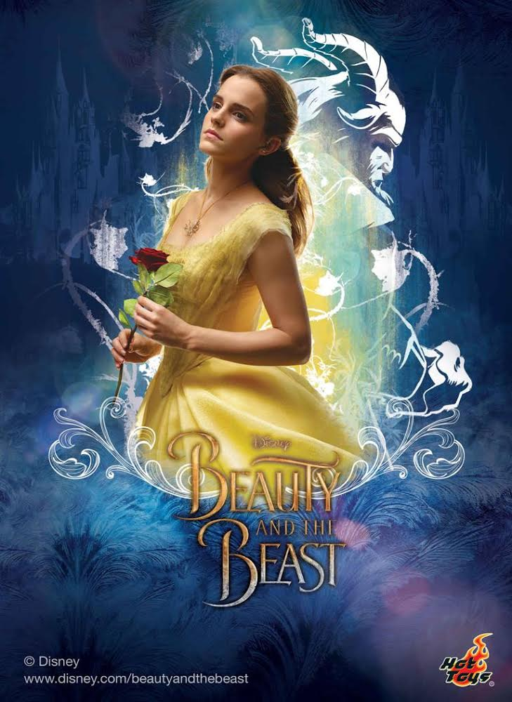 Hot Toys Reveals New Disney's Beauty and the Beast License