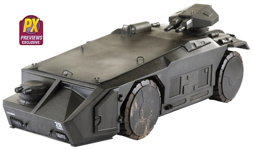 PREVIEWS Exclusive Aliens APC and Xenomorphs Coming From Hiya Toys
