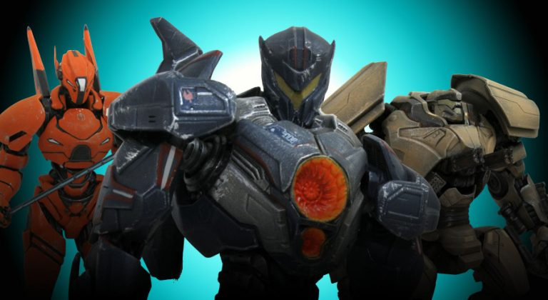 Coming in 2018 from DST: Pacific Rim Uprising, Kingdom Hearts & Justice League!