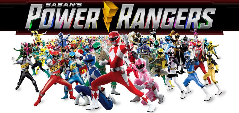 Hasbro Named Global Master Toy Licensee for Saban's Power Rangers